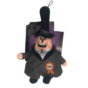 "Nightmare Before Christmas Mayor Plush 18"" Hanging"